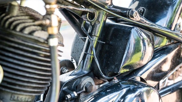 1936 Brough Superior SS80 For Sale (picture 107 of 147)