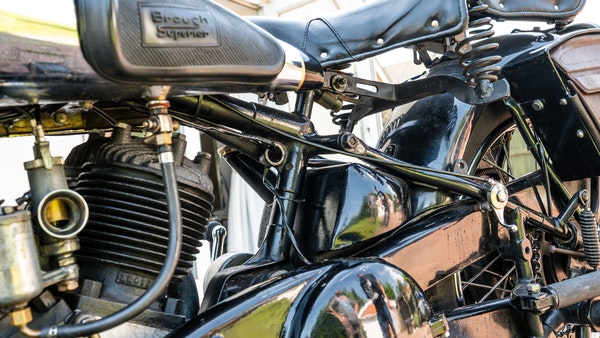 1936 Brough Superior SS80 For Sale (picture 96 of 147)