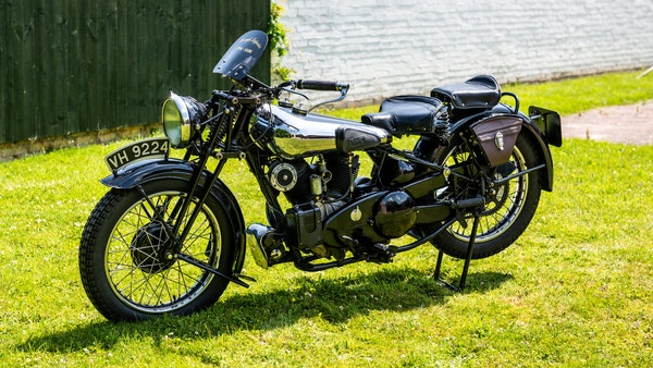 1936 Brough Superior SS80 For Sale (picture 8 of 147)