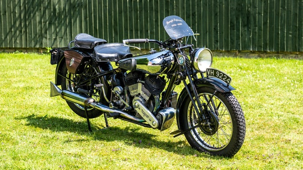 1936 Brough Superior SS80 For Sale (picture 1 of 147)