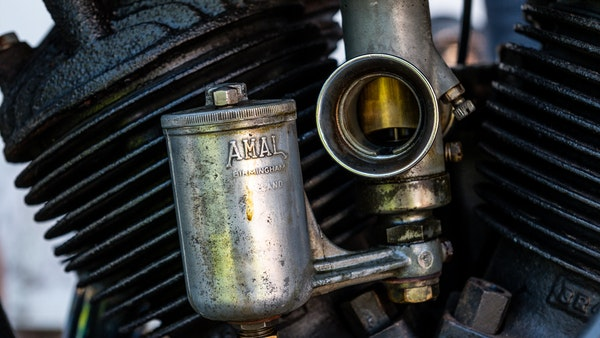 1936 Brough Superior SS80 For Sale (picture 75 of 147)