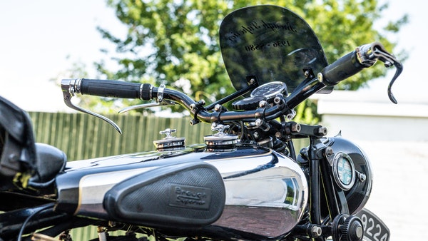 1936 Brough Superior SS80 For Sale (picture 44 of 147)