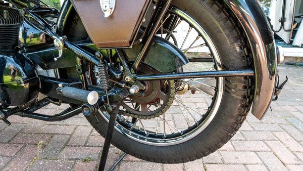 1936 Brough Superior SS80 For Sale (picture 114 of 147)