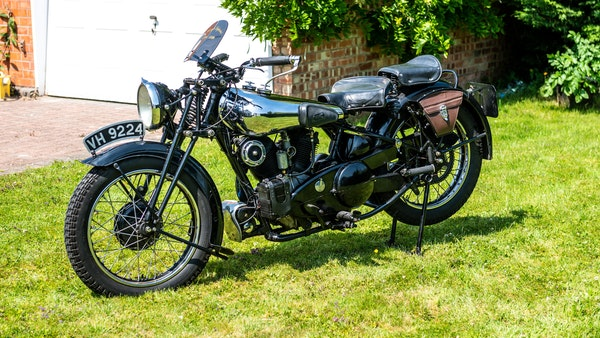 1936 Brough Superior SS80 For Sale (picture 9 of 147)