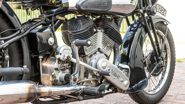 1936 Brough Superior SS80 For Sale (picture 113 of 147)