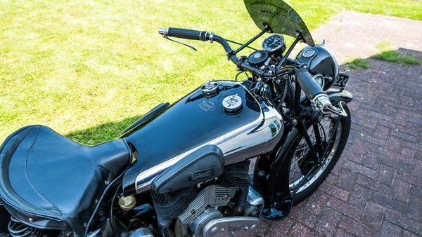 1936 Brough Superior SS80 For Sale (picture 22 of 147)