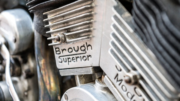 1936 Brough Superior SS80 For Sale (picture 87 of 147)