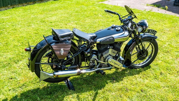 1936 Brough Superior SS80 For Sale (picture 18 of 147)