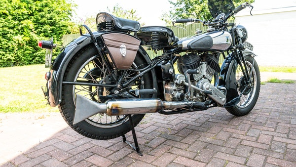 1936 Brough Superior SS80 For Sale (picture 43 of 147)