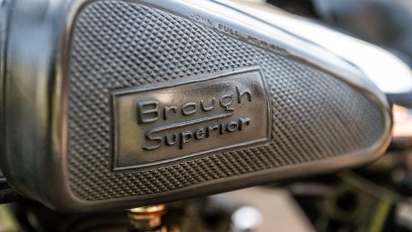 1936 Brough Superior SS80 For Sale (picture 51 of 147)