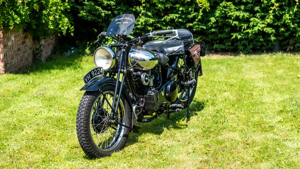 1936 Brough Superior SS80 For Sale (picture 6 of 147)