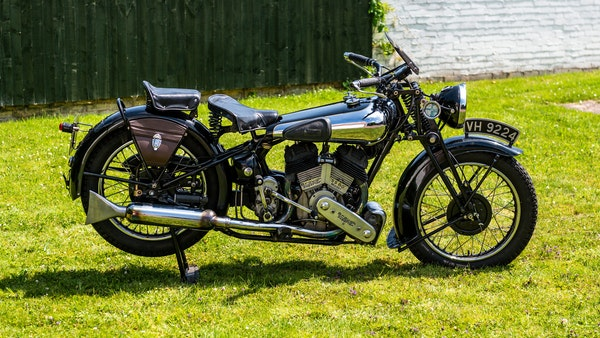 1936 Brough Superior SS80 For Sale (picture 19 of 147)