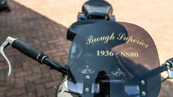 1936 Brough Superior SS80 For Sale (picture 37 of 147)