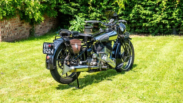 1936 Brough Superior SS80 For Sale (picture 17 of 147)