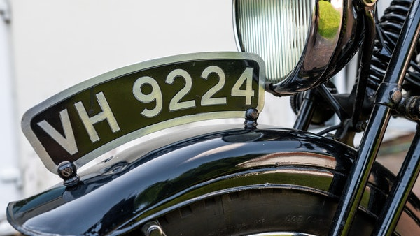 1936 Brough Superior SS80 For Sale (picture 55 of 147)