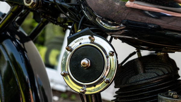1936 Brough Superior SS80 For Sale (picture 76 of 147)