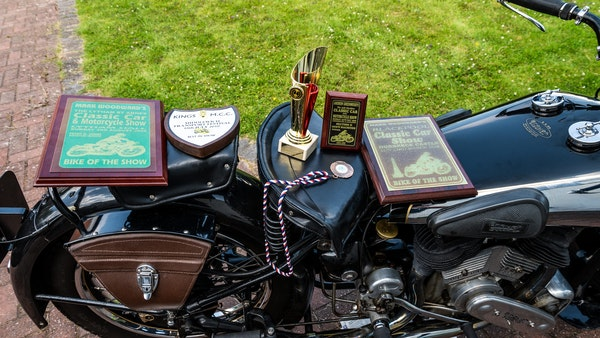 1936 Brough Superior SS80 For Sale (picture 116 of 147)