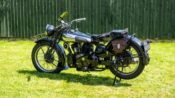 1936 Brough Superior SS80 For Sale (picture 12 of 147)