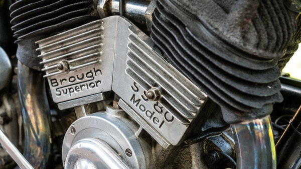 1936 Brough Superior SS80 For Sale (picture 66 of 147)