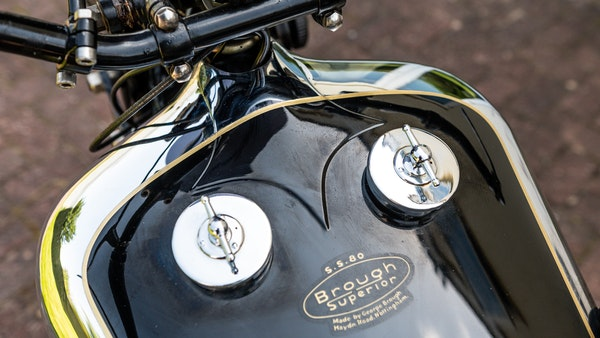 1936 Brough Superior SS80 For Sale (picture 27 of 147)