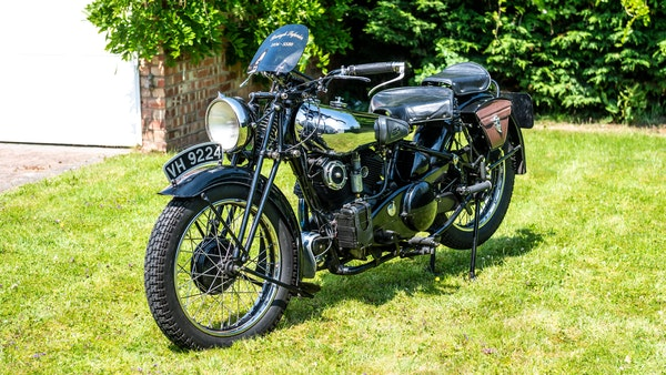 1936 Brough Superior SS80 For Sale (picture 7 of 147)
