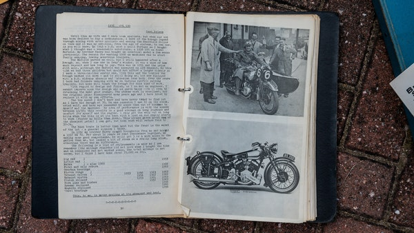 1936 Brough Superior SS80 For Sale (picture 128 of 147)
