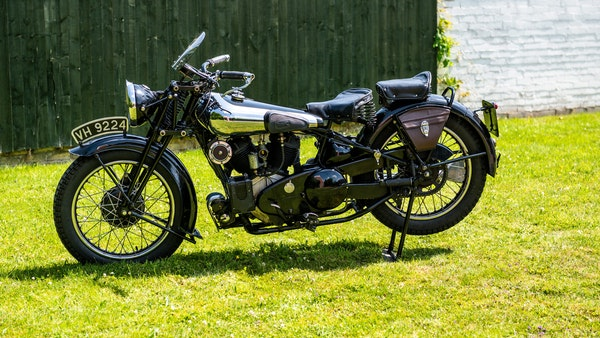 1936 Brough Superior SS80 For Sale (picture 11 of 147)