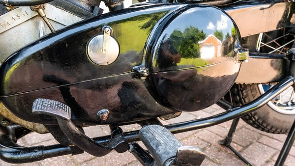 1936 Brough Superior SS80 For Sale (picture 80 of 147)