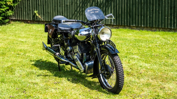 1936 Brough Superior SS80 For Sale (picture 3 of 147)