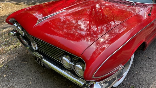 1961 Buick LeSabre Bubbletop For Sale (picture 84 of 101)