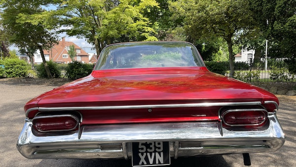 1961 Buick LeSabre Bubbletop For Sale (picture 76 of 101)