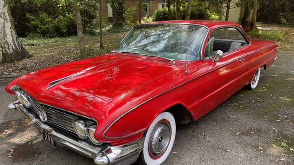 1961 Buick LeSabre Bubbletop For Sale (picture 13 of 101)
