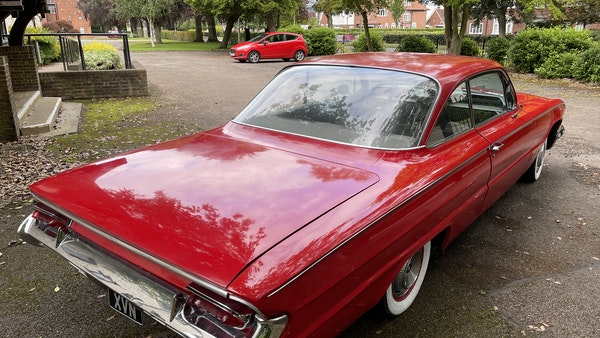 1961 Buick LeSabre Bubbletop For Sale (picture 47 of 101)