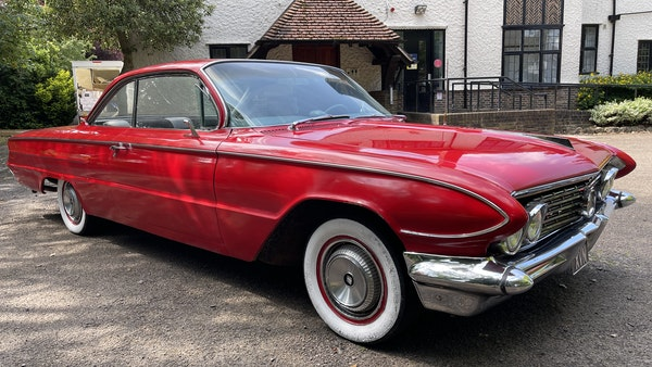 1961 Buick LeSabre Bubbletop For Sale (picture 11 of 101)