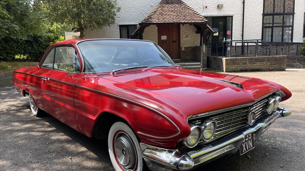 1961 Buick LeSabre Bubbletop For Sale (picture 5 of 101)