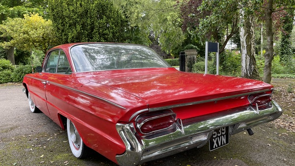 1961 Buick LeSabre Bubbletop For Sale (picture 16 of 101)