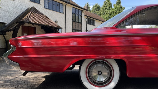 1961 Buick LeSabre Bubbletop For Sale (picture 87 of 101)