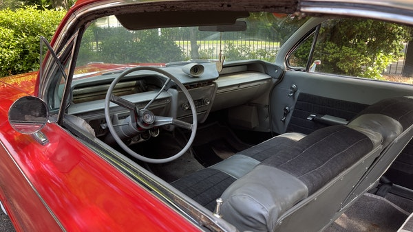 1961 Buick LeSabre Bubbletop For Sale (picture 83 of 101)