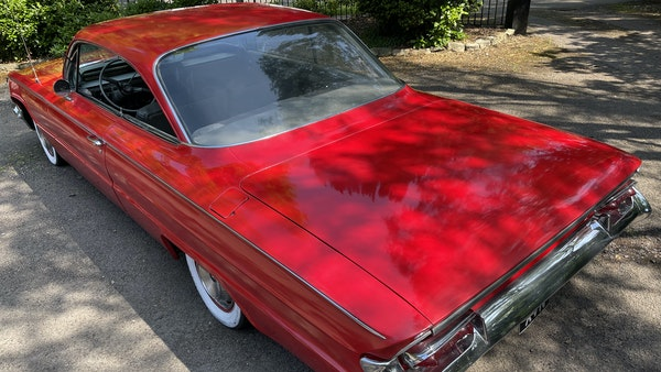 1961 Buick LeSabre Bubbletop For Sale (picture 88 of 101)