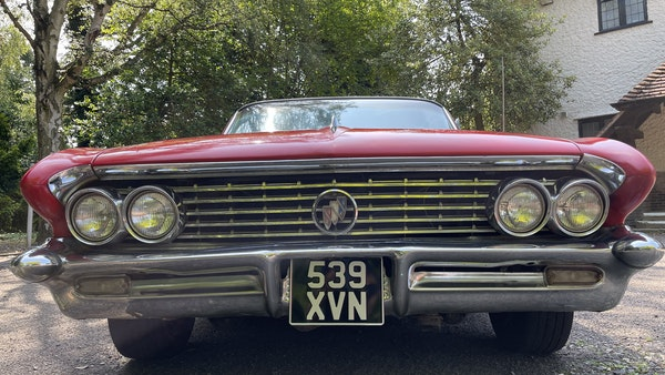 1961 Buick LeSabre Bubbletop For Sale (picture 6 of 101)