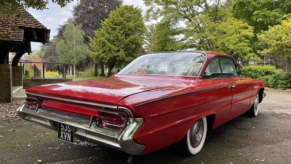 1961 Buick LeSabre Bubbletop For Sale (picture 19 of 101)