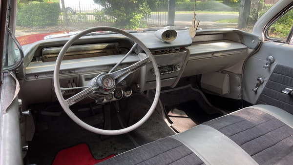 1961 Buick LeSabre Bubbletop For Sale (picture 22 of 101)