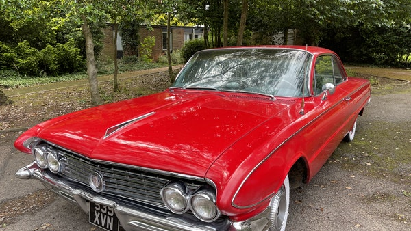 1961 Buick LeSabre Bubbletop For Sale (picture 14 of 101)