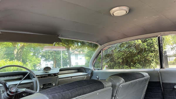 1961 Buick LeSabre Bubbletop For Sale (picture 25 of 101)