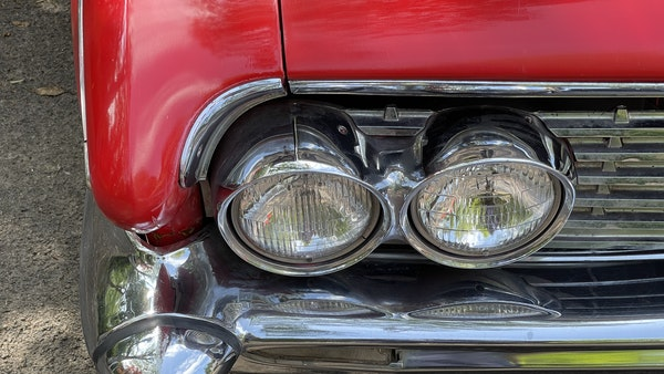 1961 Buick LeSabre Bubbletop For Sale (picture 71 of 101)