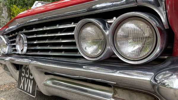 1961 Buick LeSabre Bubbletop For Sale (picture 52 of 101)