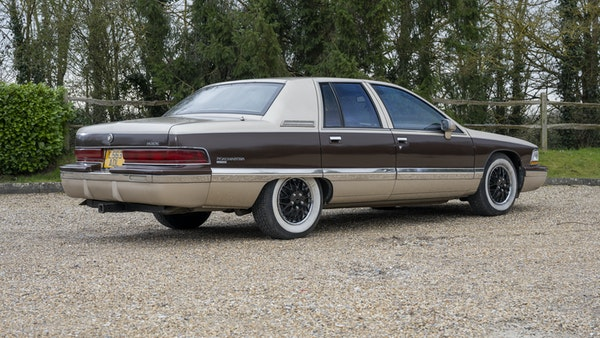 1994 Buick Roadmaster For Sale (picture 15 of 165)