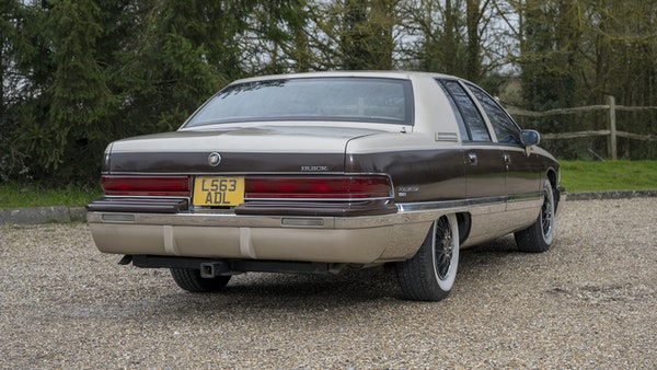 1994 Buick Roadmaster For Sale (picture 12 of 165)