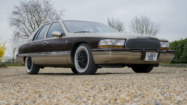 1994 Buick Roadmaster For Sale (picture 5 of 165)
