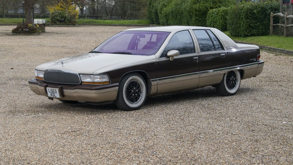 1994 Buick Roadmaster For Sale (picture 7 of 165)